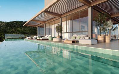 Residencial Meraki Beach: conheça a proposta da CBA para Jurerê, Florianópolis